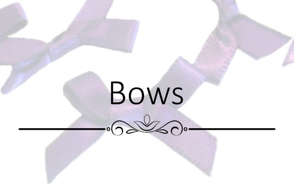 Promo for Bows